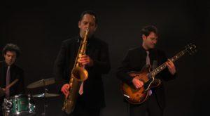 Orchestre de Jazz Événement Entreprise
