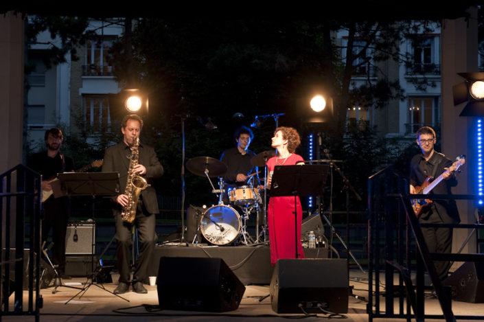 Groupe de musique Shades of blue Paris