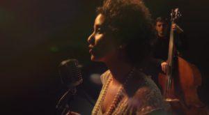 Chanteuse Jazz funérailles en musique live – orchestre pour enterrement et obsèques
