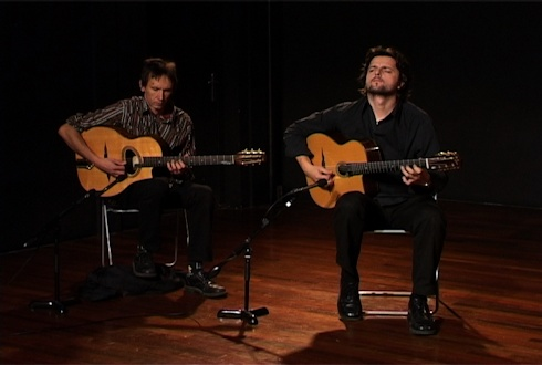 Jean - Philippe et Darko Duo Guitares Jazz Manouche
